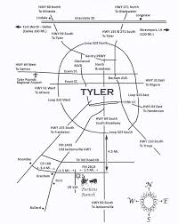 Dallas Texas On Map by Map Directions To Frank Perkins Quarter Horses Perkins Ranch Tyler