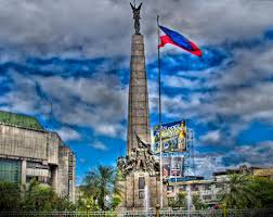 What Does The Philippine Flag Mean Am A Filipino The Story Behind Bonifacio Monument