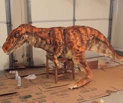 velociraptor costume jurassic park inspired velociraptor costume dinosaur costume 10