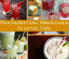 10 thanksgiving mocktails for the saving by design