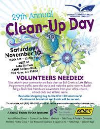 volunteer brochure template neighborhood clean up flyer template search