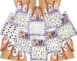 10 summer nails art decals u0026 stickers 2017 fabulous nail art
