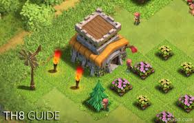 clash of clans farming guide ultimate town hall 8 guide no grind no shine coc land