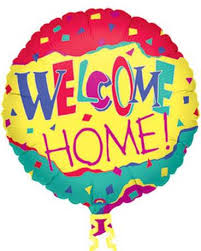 welcome home balloons delivery balloons delivery knoxville tn simply unique florist