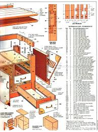 Workshop Floor Plans Home Workshop Workbench Plans U2022 Woodarchivist