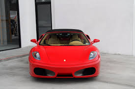 ferrari dealership 2008 ferrari f430 spider f1 stock 160553 for sale near redondo