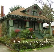 bungalow se portland hawthorne neighborhood bungalows green