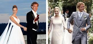 mariage boheme chic mariage bohème chic zoom sur les robes de beatrice borromeo grazia