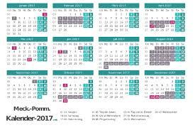 Kalender 2018 Hamburg Feiertage Ferien Meck Pomm 2017 Ferienkalender übersicht