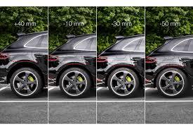 Porsche Macan Off Road - techart u0027s new air suspension module for porsche macan and cayenne