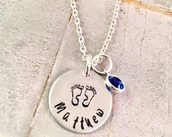 baby names necklace images Baby name necklace etsy jpg