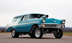 nomad off road car nickey performance turns a restored 1956 chevrolet nomad into a