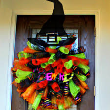 How To Make Halloween Wreaths by Diy Halloween Wreath Fresh Idea Studio