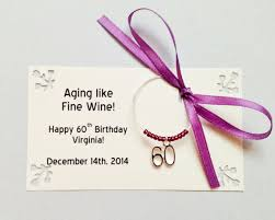 60th birthday party favors 60th birthday party favors and 60th anniversary favors wine