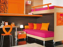 Pink And Orange Bedroom Pink And Orange Kids Bedroom Furniture Designs Image Pictures