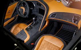 Custom Corvette Interior Prior Design Presents Pdr700 Widebody Kit For Corvette Stingray