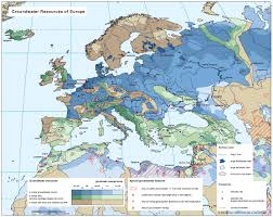 Map Of European Rivers by Twinning Project Water Framework Directive In Croatia Maps