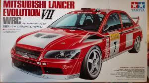 mitsubishi evo emblem tamiya 1 24 mitsubishi lancer evo vii wrc rick u0027s model kits