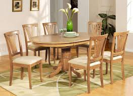 oval dining room set oval dining table for 6 karimbilal net