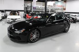 maserati toronto used 2014 maserati ghibli for sale vaughan on
