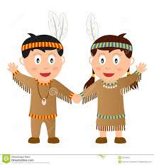 Thanksgiving Pilgrims And Indians Thanksgiving Indian Clipart