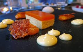 delice cuisine apricot delice picture of the restaurant at the cottage in the