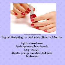 digital marketing for nail salon how to advertise xringairsoft