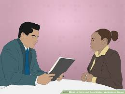 how to get a job as a waiter waitress or server 7 steps