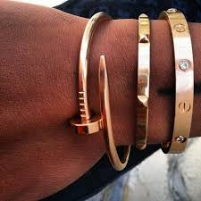 stainless steel cartier bracelet images 152 best stainless steel love collection images jpg