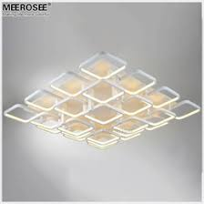 Square Ceiling Light Fixture by Discount Led Flush Ceiling Square Light 2017 Led Flush Ceiling