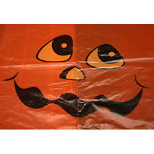 pumpkin trash bags for leaves best trash 2017
