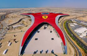 in abu dhabi roller coaster abu dhabi teases one of two planned roller coasters
