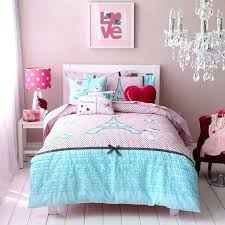 Adairs Bedding Paris Themed Bedding Target Modern Bedroom With Feminine Paris