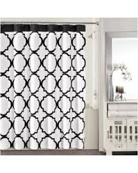 Black White Shower Curtain Here S A Great Deal On Studio 3b Fret 72 Inch X 72 Inch Shower