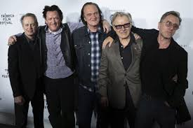 jungle film quentin tarantino reservoir dogs reunion tarantino recalls knowing making films