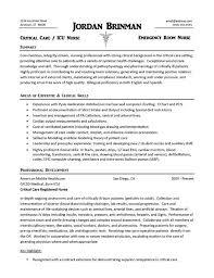 Sample Cover Letter For Nursing Resume by Resumes For Nurses Template New Registered Nurse Resume Sample