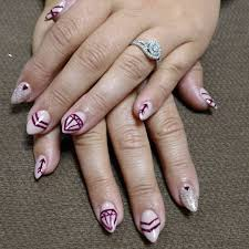 bow designs on nails images nail art designs
