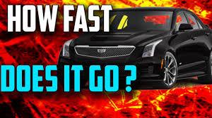 cadillac ats build how fast does the cadillac ats v go forza horizon 3 car build