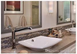 Glass Stone Mosaic Tiles Kitchenroom Backsplash Wall Cladding - Glass stone backsplash