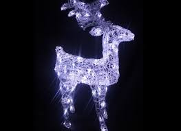 light up reindeer outdoor decoration page 5 decoration ideas