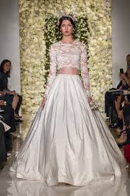 two wedding dress top 7 wedding dress trends for fall 2015 tulle chantilly