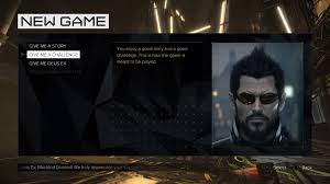 Deus Ex Machina Film by Deus Ex Mankind Divided U0027 Has A Very Smart Difficulty Setting