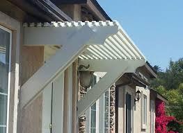 Aluminum House Awnings Aluminum Window Awnings General Awnings
