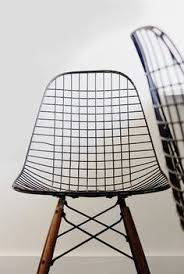 Wire Desk Chair Eames Dkx Wire Side Chair Long Gone From Etsy But Still Awesome