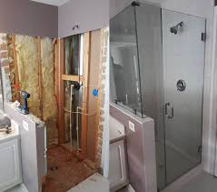 remodeled bathrooms before and after bathroom design gallery