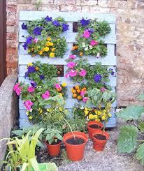 pallet gardening pallets designs