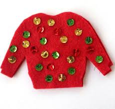 133 best christmas 2017 ugly sweater ornaments images on