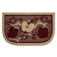 Apple Kitchen Rugs Apple Kitchen Rugs Wayfair