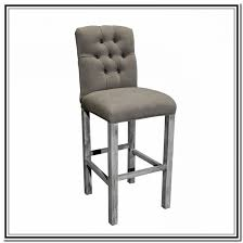 Bar Stool With Back And Arms Upholstered Bar Stools With Arms Home Design Ideas