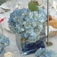 Wedding Flowers Table Decorations The 25 Best Blue Hydrangea Centerpieces Ideas On Pinterest Blue